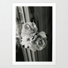 Welcom Home Art Print
