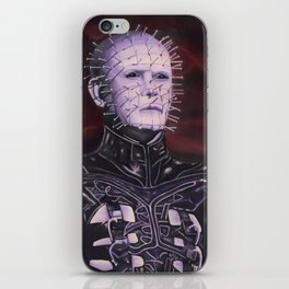 Hellraised iPhone Skin