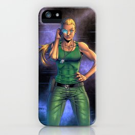 The Martyrs | Kris iPhone Case