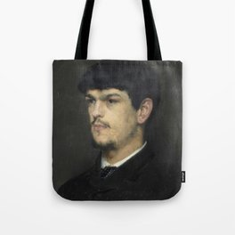 Claude Debussy (1862 – 1918) by Marcel Baschet, 1884 Tote Bag