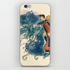 Hey, little one iPhone & iPod Skin