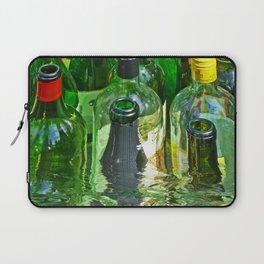 Bottles in water Laptop Sleeve