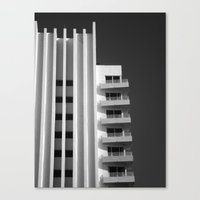 deco Canvas Prints featuring Deco by SalAnthony