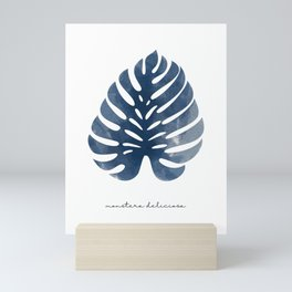 Monstera Deleciosa Mini Art Print