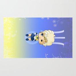 Sailor Uranus Rug