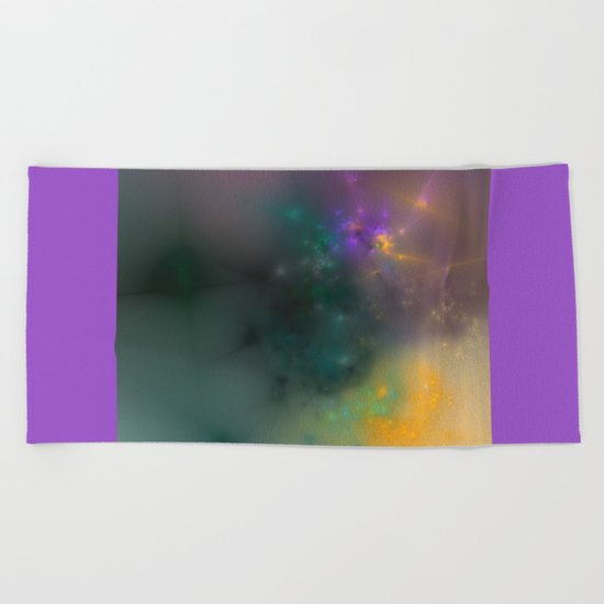 Star Dust / Sternenstaub Beach Towel