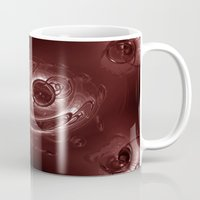 funky Mugs featuring Funky by robdickinsonphotodesign