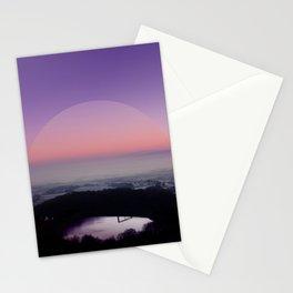 Reservoir Sunrise Stationery Cards