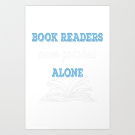 Book Reader Art Print