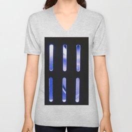 Blue Radiator Unisex V-Neck