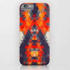 Abstract Triangle Mountain iPhone 6 Slim Case