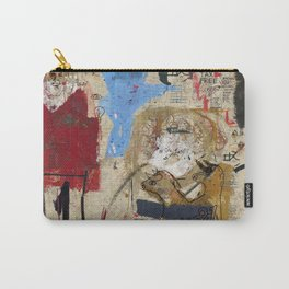 Jean-Michel Bradley Carry-All Pouch