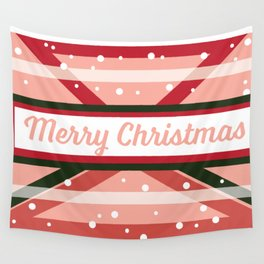 Christmas Card 2 Wall Tapestry