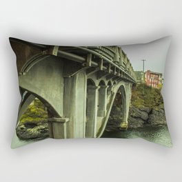Puentes de Oregon Rectangular Pillow