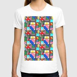 Bauhaus Village T-shirt