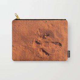 Emu (Dromaius novaehollandiae) Track Carry-All Pouch