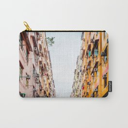 Residential aprtment in old district, Hong Kong Carry-All Pouch