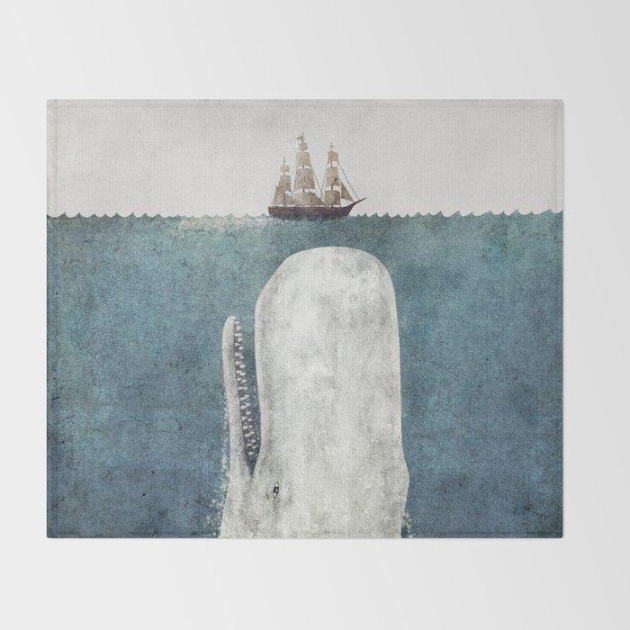 The White Whale Decke