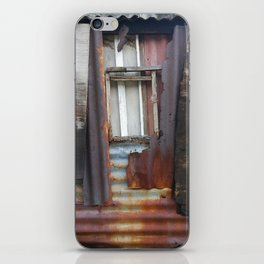 Shelter is a Human Need iPhone Skin