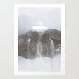 Chiliad Art Print