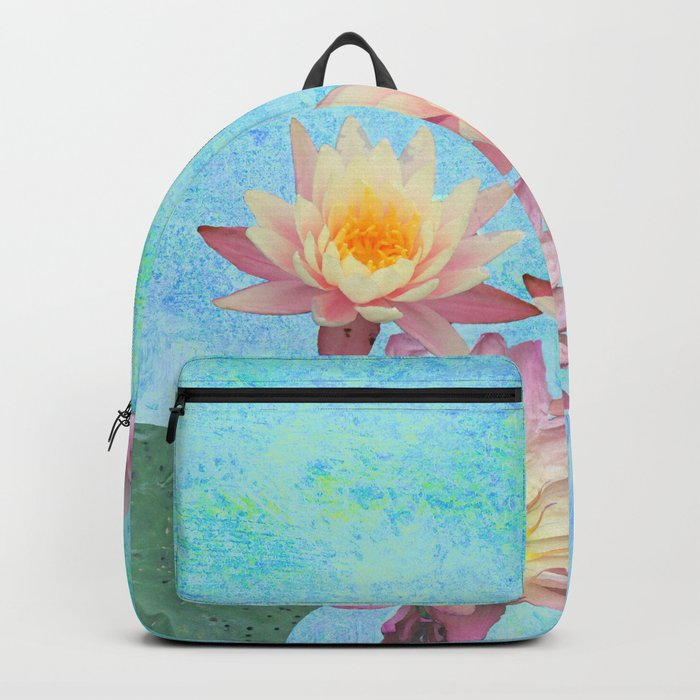 The thing about memory is that it's there. Backpack