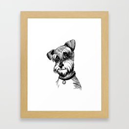 Sherlock! Framed Art Print
