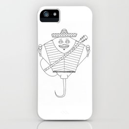 Fiesta Stingray iPhone Case