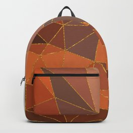Autumn abstract landscape 5 Backpack