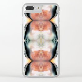 They Dream Of Dragons Clear iPhone Case
