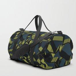 3D Mosaic BG X 8 Duffle Bag