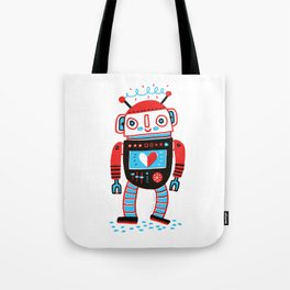 Your Robot Friend. Tote Bag