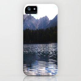 Lake Atmosphere iPhone Case