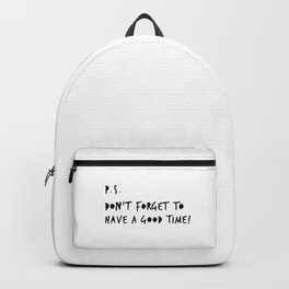 Good Time Backpack