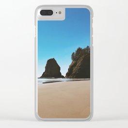 Second Beach Clear iPhone Case