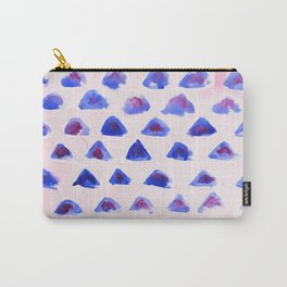 Mini Mountains Carry-All Pouch