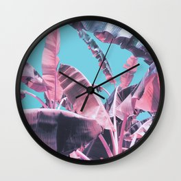 Candy Jungle Wall Clock