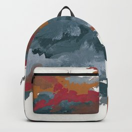 clouds_august Backpack