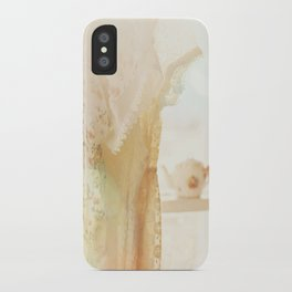 lace and sunlight iPhone Case