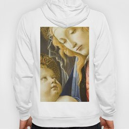Madonna and Child Renaissance Religious art Hoody