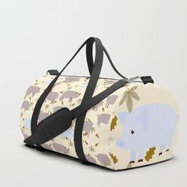 Pigs Pattern8 Duffle Bag