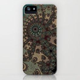 Bohemian Fantasy - Fractal Art iPhone Case