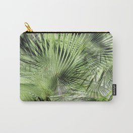 Tropical Palm II Carry-All Pouch