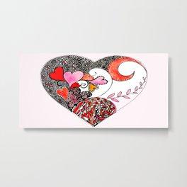 Amore Metal Print