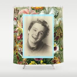 Dylan 1 Shower Curtain