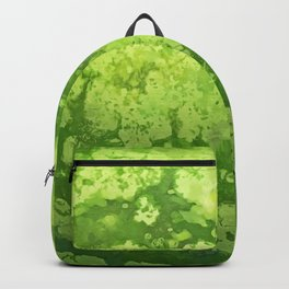 Watermelon texture Backpack