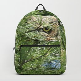Can you find the owl Backpack