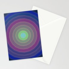 Circles design 01 Stationery Cards