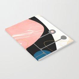 Mid Century Pebbles Notebook