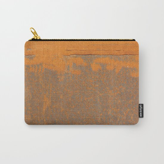 Iron and Rust Carry-All Pouch