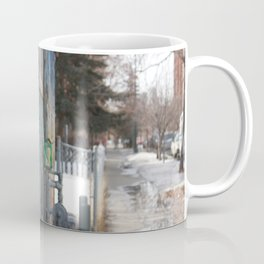 Beltline wall Coffee Mug